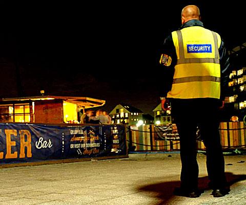 Security Guarding